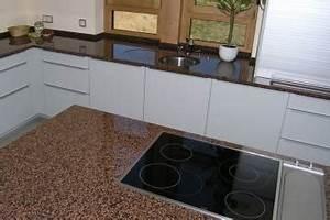 Granit Arbeitsplatten Küche. granit arbeitsplatten z b f r die k ...