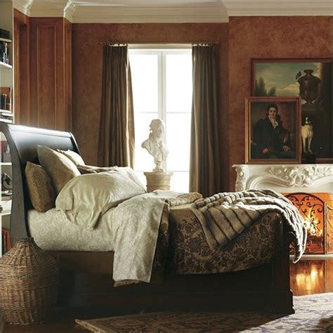 stanley furniture louis philippe sleigh bed in orleans 058 13 52