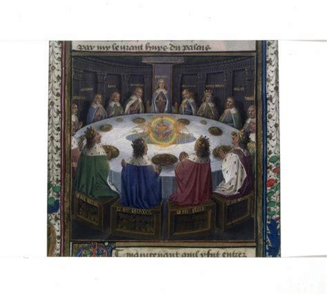 chevaliers de la table ronde wikip 233 dia
