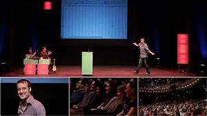 Matt Parker's comedy routine about spreadsheets. From the ...