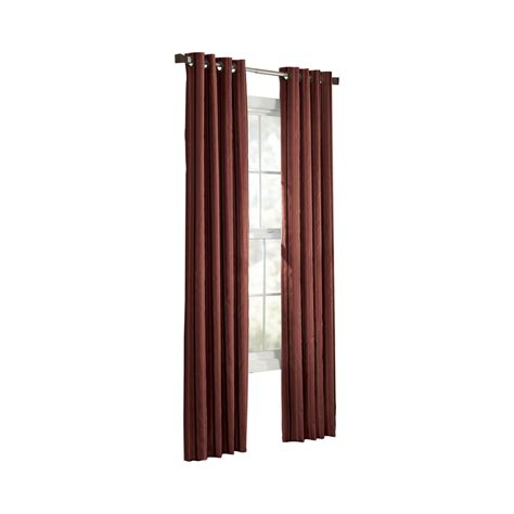 Light Filtering Thermal Curtains by Shop Allen Roth City Park 63 In Polyester Grommet