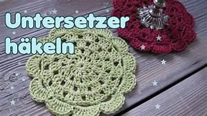 Untersetzer Selber Machen : untersetzer doily h keln anleitung f r anf nger youtube ~ Markanthonyermac.com Haus und Dekorationen