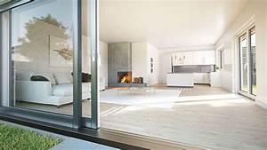 Grundriss Doppelhaushälfte Seitlicher Eingang : doppelhaus mit charme wiercimok projektbau ~ Markanthonyermac.com Haus und Dekorationen