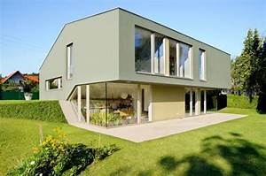 Haus Split Level : prototype split level residence by andreas karl architecture ~ Markanthonyermac.com Haus und Dekorationen