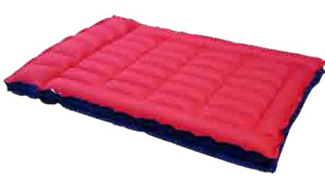 Luchtbed Rubber by Rubber Air Bed Rubberised Cotton Buy Double Bed Product