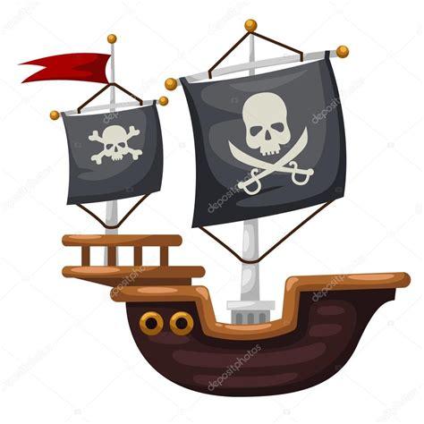 Barco Pirata Ilustracion by Barco Pirata Archivo Im 225 Genes Vectoriales 169 Jehsomwang