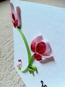 79 best images about Quilled-Mother's Day Card on Pinterest