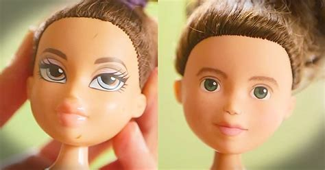 How To Give Bratz Dolls A Complete Makeover  Diy & Crafts