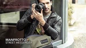 Manfrotto Street Collection: Street Messenger - YouTube