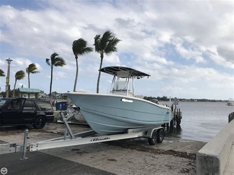 Bulls Bay Boats Facebook by 2016 Used Bulls Bay 230 Center Console Fishing Boat For