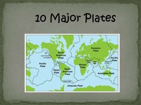 what theory explains how earth s plates form and move plate tectonics