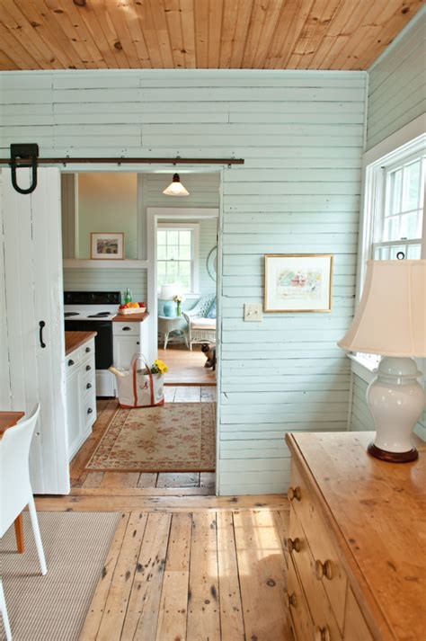 Home Style Painted Wood Walls  Heather Zerah Interiors