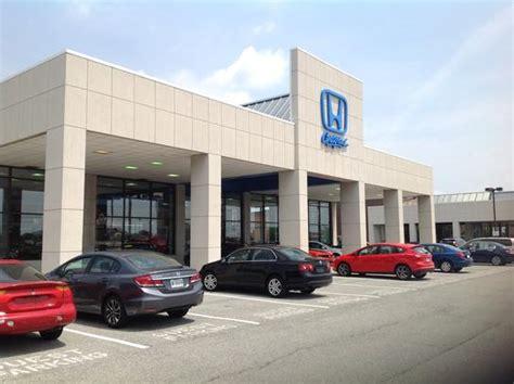 Penske Honda Car Dealership In Indianapolis, In 46240-0319