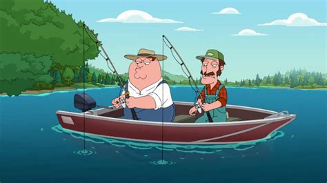 Peter Griffin Boat by Larry Farmer Guy Family Guy Wiki Fandom Powered By Wikia