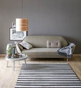 Graue Möbel Welche Wandfarbe : dunkelgrau f r die wand bild 6 sch ner wohnen ~ Markanthonyermac.com Haus und Dekorationen