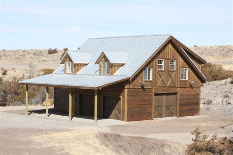 barn with living quarters big timber mt barn with living quarters absaroka builders