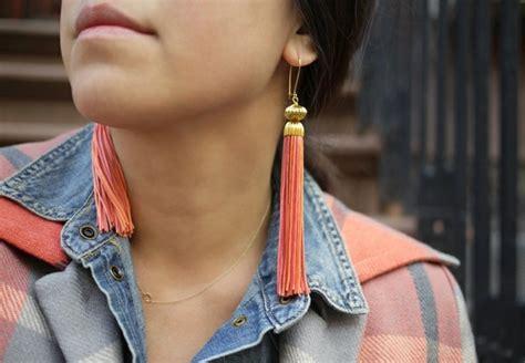 Effektvolle Ohrringe Selber Machen