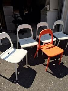 Ikea Möbel Weiß : stuhl kunststoff wei orange st hle urban ikea zu verkaufen in n rnberg ikea m bel kaufen und ~ Markanthonyermac.com Haus und Dekorationen