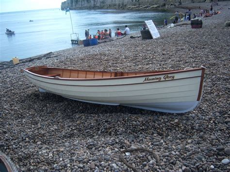 Rowing Boats For Sale Devon by Adam Newton Of Beer Devon Builds A Gorgeous 12ft Glued