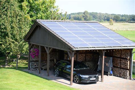Carport Solardach  Haus Und Design