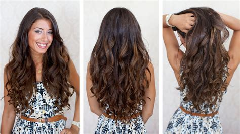 Big Voluminous Curls Hair Tutorial Simple Hairstyles For Indian Marriage How To Create A Low Bun Hairstyle Best Haircuts Fat Faces Easy Cool Long Hair Bob Short Medium Length Diamond Face Shapes Thin 2016