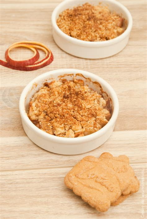crumble pommes sp 233 culoos