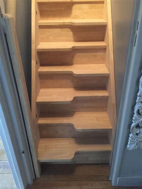 25 best ideas about escalier gain de place on etagere escalier bibliotheque sous