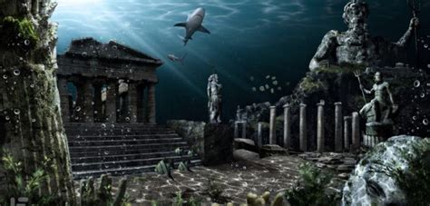 The Lost City Of Atlantis  The Facts Strange