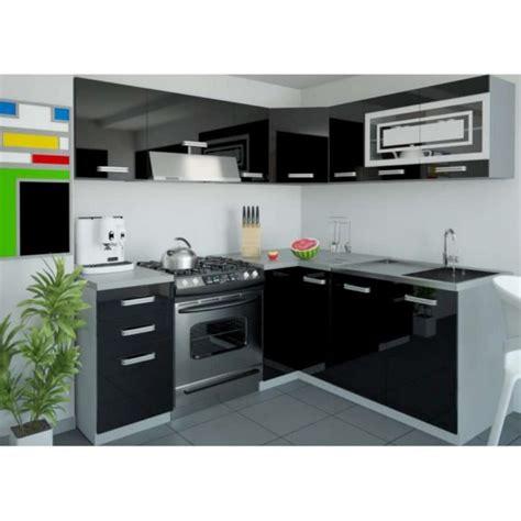 justhome lidja l cuisine 233 quip 233 e compl 232 te 190x170 cm couleur blanc laqu 233 haute brillance