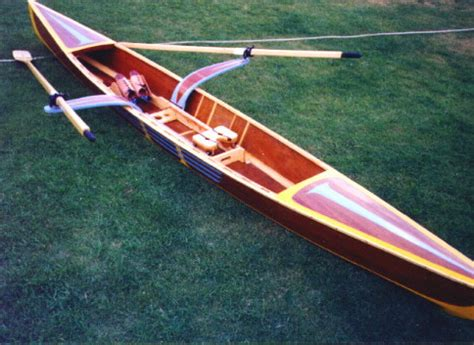 Ocean Sculling Boat by 17 Sculling Skiff Recreational Rowing Shell Boatdesign