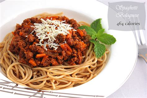 spaghetti bolognese low calorie munaty cooking