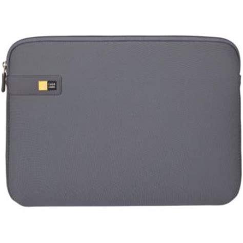 housse caselogic pour macbook pro ou air 13 quot gris anthracite housse pc portable achat prix