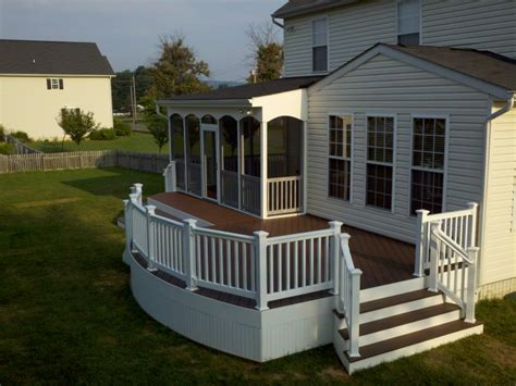 deck bar mount airy md deck builders mt airy frederick carroll county maryland