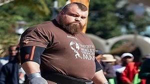 EDDIE HALL World Strongest Man 2017 Highlights !! - YouTube