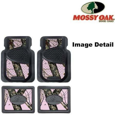 mossy oak infinity pink camo print car truck suv front