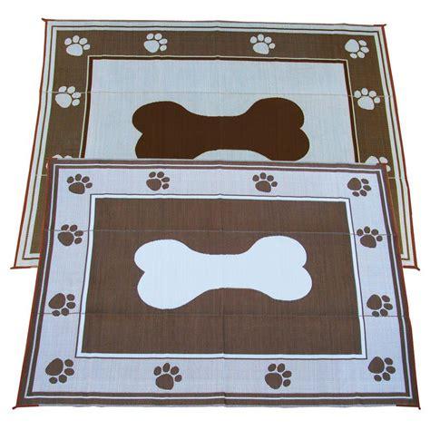 fireside patio mats chocolate 9 ft x 12 ft