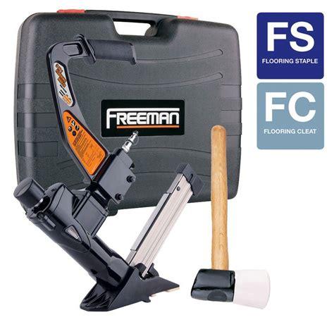 freeman 3 in 1 flooring nailer price tracking
