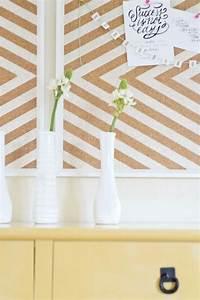 Ideen Für Pinnwand : pinnwand selber machen wandgestaltung basteln ideen crafty pinterest pinnwand selber ~ Markanthonyermac.com Haus und Dekorationen