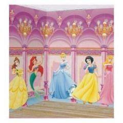 d 233 cor murale de princesse disney pour chambre de fille d 233 corer les murs avec les princesses