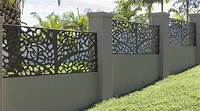 decorative fence panels Decorative Screens Direct   laser cut decorative screens