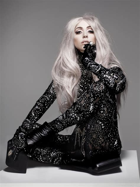 Editorial Gallery  Lady Gaga Vanity Fair  Showstudio  The Home Of Fashion Film And Live