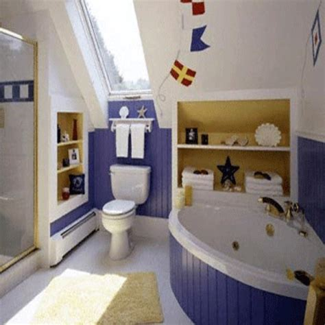 chic nautical themed bathroom ideas bathroom design furniture decorating home interior