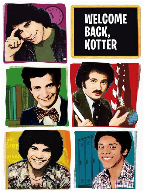 Welcome Back Kotter Cast by Welcome Back Kotter Cast And Characters Tv Guide