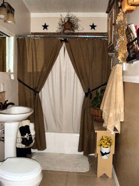 17 best ideas about primitive bathroom decor on