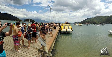 Soñar Con Un Barco Grande by Ilha Grande En Crucero Qu 233 Visitar Vamos