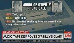 CNN's Reliable Sources Airs New Audio Disproving O'Reilly ...