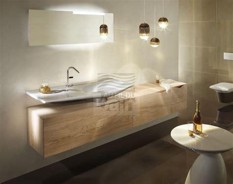 meubles de salle de bains suspendus simple vasque ceramique jacob delafon meubles et vasques