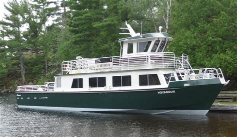 Winter Park Boat Tour Youtube by Rainy Lake Area Programs And Tours Voyageurs National