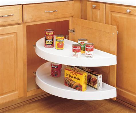 Blind Corner Base Cabinet Lazy Susan by Lazy Susan Half Moon Dreamline Cabinets