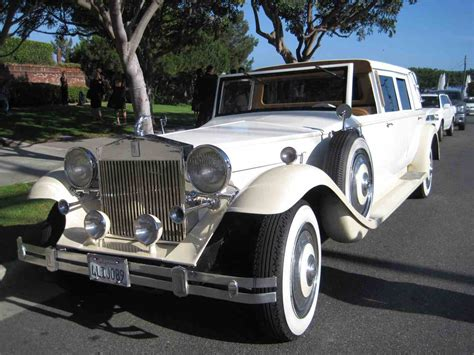 1977 Lincoln Limousine For Sale